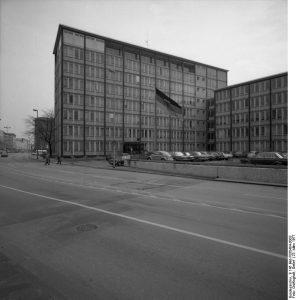Historische Aufnahme (Ende der siebziger Jahre)